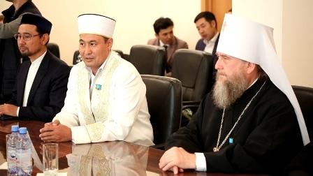 Религиозные деятели Казахстана