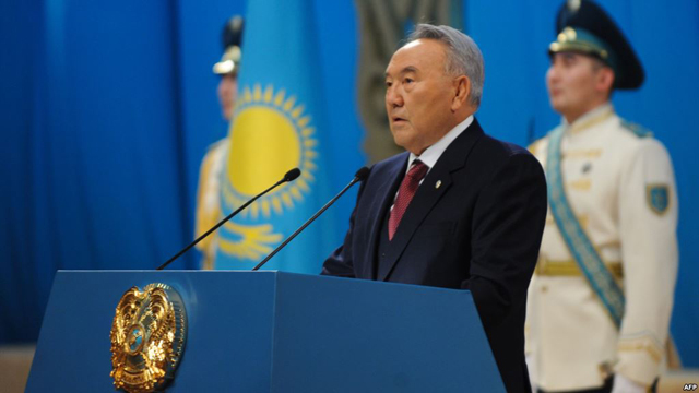 Обращение Главы государства Нурсултана Назарбаева к народу Казахстана