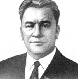 Кунаев, Динмухамед Ахмедович