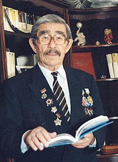 Кенжетаев, Каукен Кенжетаевич