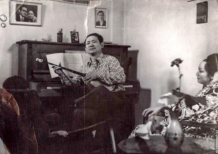Тлендиев, Нургиса Атабаевич