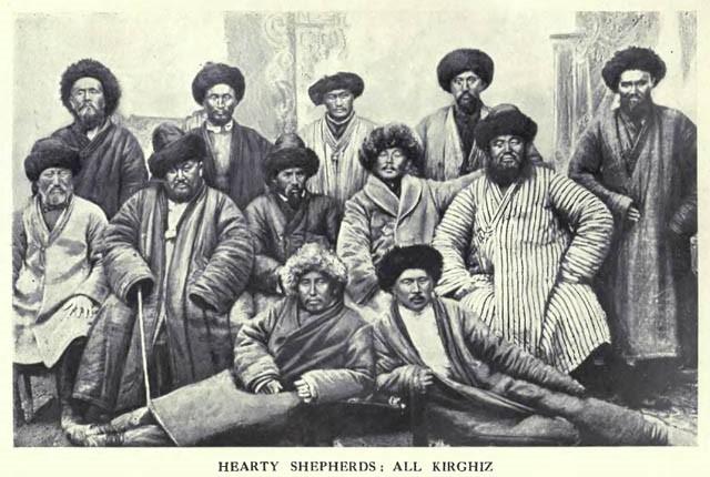 Закат кочевничества
