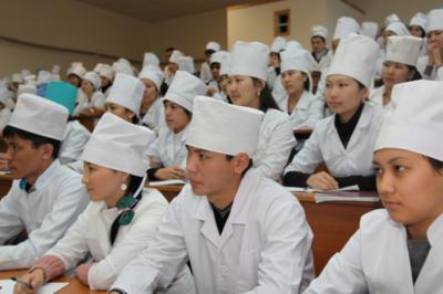 День медицинского работника в Казахстане