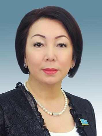Еспаева Дания Мадиевна