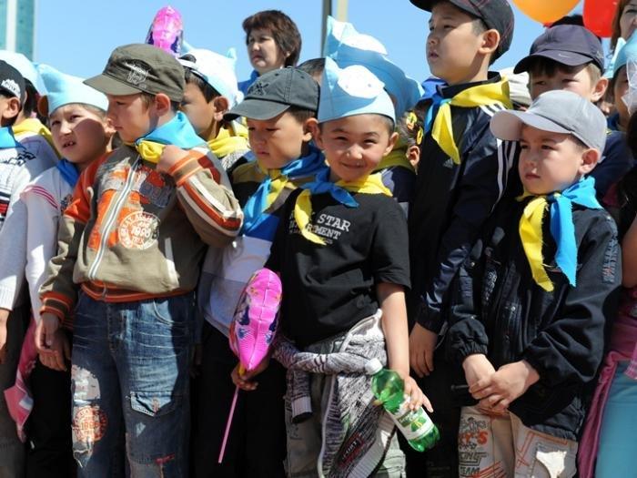 День защиты детей в Казахстане