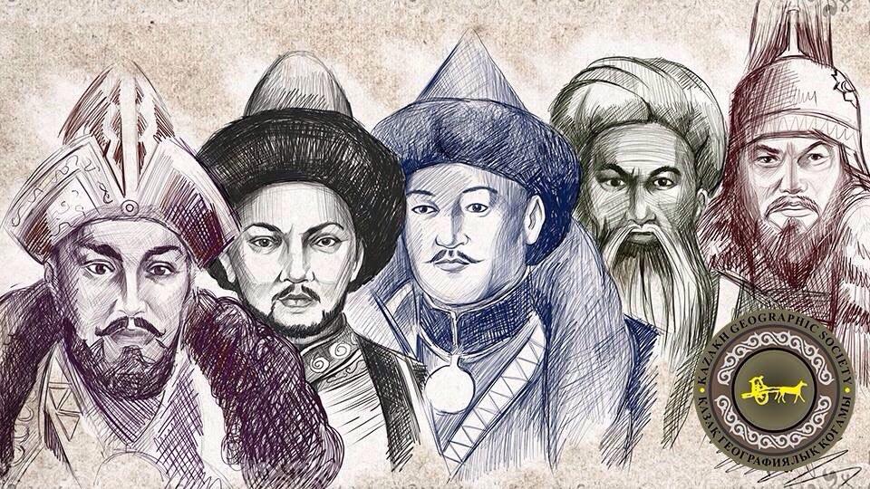 Ханы Казахского ханства: