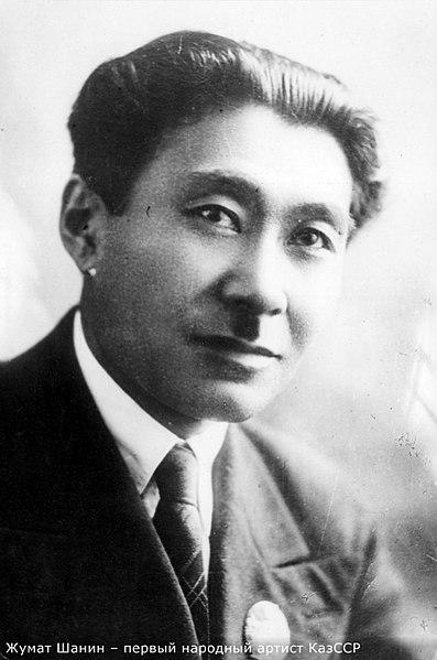 Шанин, Жумат Тургунбаевич