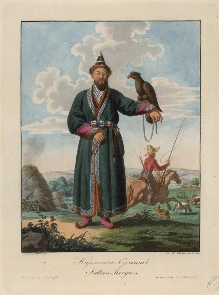 В 1681 году джунгарский хан Галдан Бошогту начал войну с Казахском ханством.