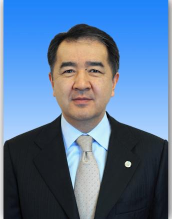 Бахытжан Абдирович Сагинтаев