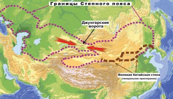 Казахи Западной Сибири