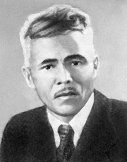 Абдукадыров, Калмакан Абдукадырович